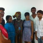Bangladesh delegation @ IYC UN