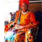 Queen Mother Dr. Delois Blakely